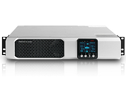 AEG UPS Protect D Rack 2000VA/1800W, VFI On-line double conversion, Hot-swappable batteries, RS232/USB interface