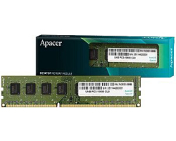 Apacer DIMM 1GB DDR2 800MHz 240-pin, Retail