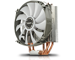 Enermax ETS-T40Fit hladnjak za procesor LGA 775-2011, AM2-AM4-FM2+, PVM 140mm ventilator, Twister Bearing Technology
