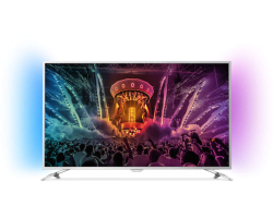 "Philips 43"" (109cm) 43PUS6501/12 4K UHD (3840×2160) Ambilight LED TV, 400cd/m2, DVB-T/T2/C/S/S2, 4×HDMI, Android"