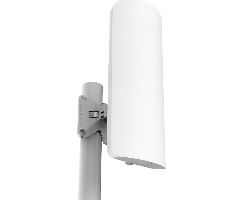 Mikrotik RB921GS-5HPacD-15S, mANTBox 15s (5GHz 120 degree 15dBi 2X2 MIMO Dual Polarization Sector Antenna, 720MHz CPU, 128MB RAM, 1xGbit LAN, 1xSFP, PoE, PSU, mounting kit, RouterOS L4)
