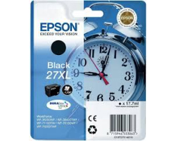 Car. Epson T27114010 27XL, black 17,7 ml (1100 stranica)