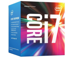 Intel Core i7 7700 - 3.60GHz (4 Cores), 8MB, S.1151, Intel HD Graphics 630, sa hladnjakom