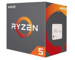 AMD Ryzen 5 4C/8T 1400 (3.20/3.40GHz boost), Socket AM4, 10MB cache, 65W