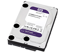 Western Digital Purple 6TB, SATA3, 5400rpm, 64MB cache (WD60PURZ)