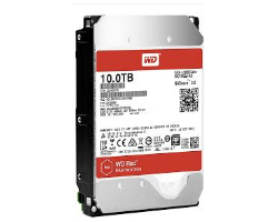 Western Digital Red 10TB SATA3 NAS, 5400rpm, 256MB cache (WD100EFAX)