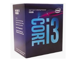 Intel Core i3-8100 - 3.60GHz (4 Cores), 6MB, S.1151, Intel UHD Graphics 630, sa hladnjakom