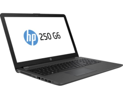 "HP 250 G6 15.6"" LED HD, Intel Celeron N3060, 4GB DDR3L, 500GB S-ATA, Intel HD Graphics, G-LAN, 802.11ac/b/g/n, Bluetooth, WebCam, HDMI/USB3.1, Windows 10 Pro 64-bit"