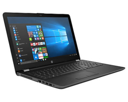 "HP 15-bs051od 15.6"" LED HD, Intel Core i3-7100U, 4GB DDR4, 1TB S-ATA, DVD+/-RW, Intel HD Graphics, G-LAN, WiFi/BT, WebCam, USB3.1/HDMI, Win 10 Pro"