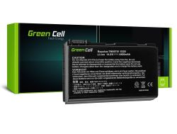 Green Cell (AC09) baterija 4400 mAh,14,4V (14,8V) GRAPE32 TM00741 TM00751 za Acer TravelMate 5220 5520 5720 7520 7720 Extensa 5100 5220 5620 5630 14.8V