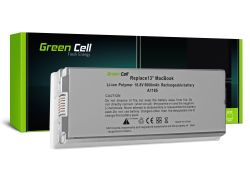 Green Cell (AP03) baterija 5600 mAh, 10.8V (11.1V) A1185 za Apple MacBook 13 A1181 2006-2009