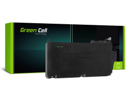 Green Cell (AP17) baterija 5200 mAh, 10.8V (11.1V) A1331 za Apple MacBook 13 A1342 2009-2010