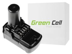 Green Cell (PT107) baterija 2000 mAh, za Hitachi CJ10DL BCL1015 10.8V 2Ah