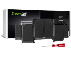 Green Cell PRO (AP21PRO) baterija 71.8Wh, 11.34V A1493 za Apple MacBook Pro 13 A1502 (Kasna 2013, Sredina 2014)