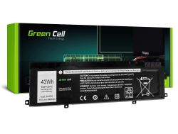 Green Cell (DE114) baterija 43Wh,10.8V (11.1V)  5R9DD za laptopa Dell Chromebook 11 3120