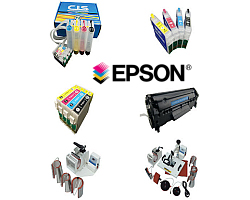 Car. Epson 103 EcoTank Yellow ink bottle (C13T00S44A) 65ml