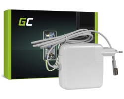 Green Cell (AD03) AC adapter 60W 16.5V/3.65A, Apple Mackbook Magsafe