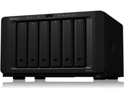 "Synology DS3018xs DiskStation 6-bay All-in-1 NAS server, 2.5""/3.5"" HDD/SSD podrška, Hot Swappable HDD, Wake on LAN/WAN, 8GB DDR4, 4×G-LAN, USB3.0"