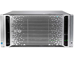 HP ProLiant ML350 Gen9 Performance, 2× Intel Xeon E5-2630 v4 (2.20GHz), 32GB (2×16GB) DDR4, 8 SFF HDD (no HDD), Smart Array P440ar 2GB, 2× 800W PS