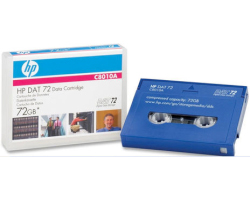 HP DAT DDS-5 Data Cartridge, 72GB (170m), 1pk