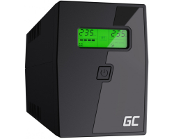 Green Cell UPS Micropower 600VA/360W, Line Interactive AVR, LCD