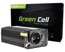 Green Cell strujni inverter 24V na 230V, 300W/600W (INV02)