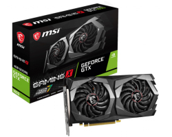 MSI GeForce GTX 1650 GAMING X 4G, 4GB DDR5/128-bit, PCIe 3.0, HDMI/2×DP, Torx Fan 3.0