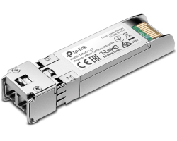 TP-Link 10Gbase-LR SFP+ LC Transceiver, 1310nm Single-mode, LC duplex konektor, do 10km udaljenost
