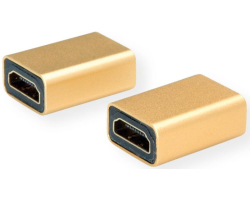 Roline GOLD adapter HDMI(F) - HDMI(F)