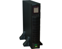 Elsist UPS UPSERVER 2.0 2000VA/1350W, On-line double conversion, DSP, rack/tower, LCD